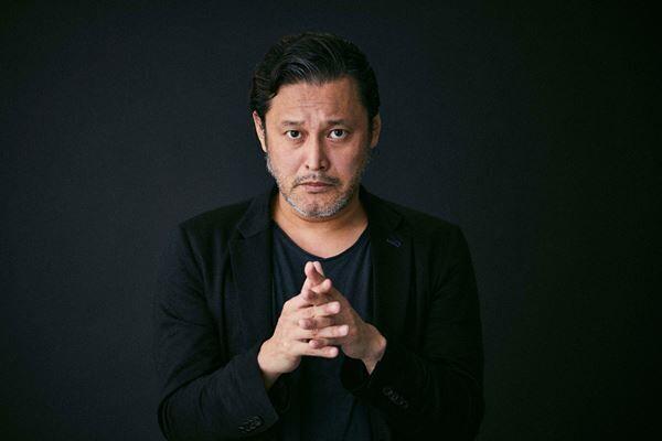 横田栄司 撮影/奥田耕平
