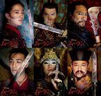実写版『ムーラン』、主人公の運命を左右する登場人物が集結したキャラクターポスター6種公開