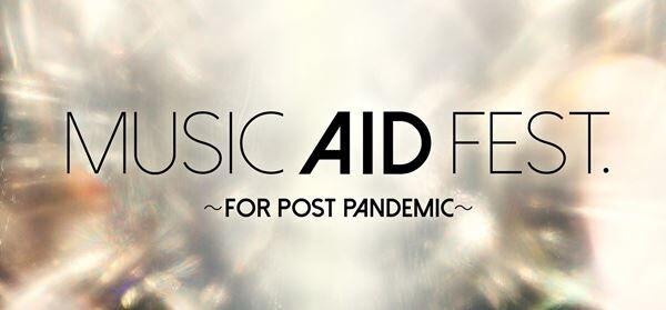 LUNA SEAホストの音楽特番、『MUSIC AID FEST.〜FOR POST PANDEMIC〜』開催決定!