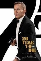 ジェームズ・ボンドが劇場に帰ってくる 『007/ノー・タイム・トゥ・ダイ』オンラインポスター世界同時公開