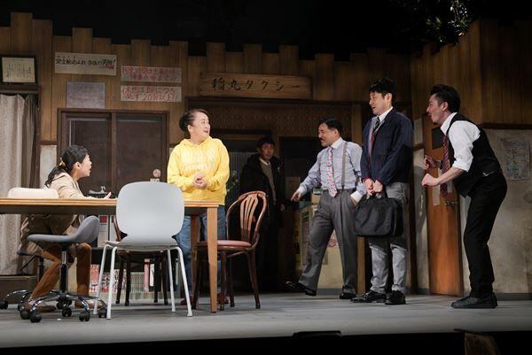 『ひとよ』(2020年)舞台稽古より 撮影:相川博昭