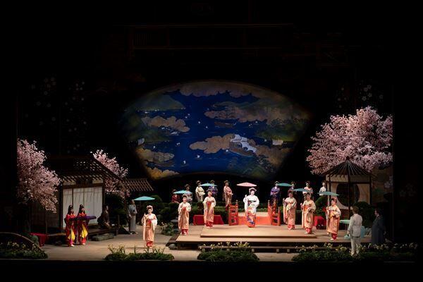 2019年 藤原歌劇団公演「蝶々夫人」 ⓒ公益財団法人日本オペラ振興会