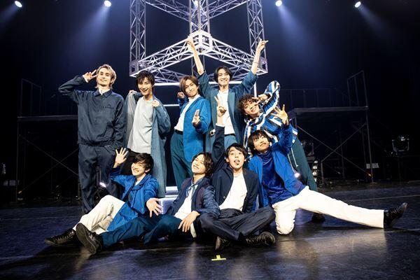 SUPER★DRAGON「DRA FES2020」 撮影:笹森健一