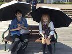 松村北斗×森七菜の撮影現場での素顔が 『ライアー×ライアー』メイキング写真&現場レポート公開