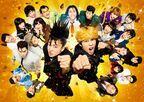 賀来賢人と伊藤健太郎主演の『今日から俺は!!劇場版』動員ランキング初登場1位!
