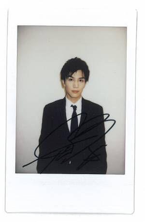 【プレゼント】岩田剛典 サイン入りチェキを1名様に!