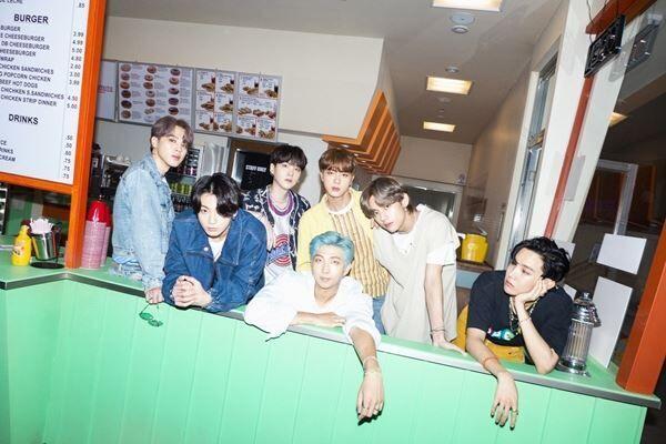 BTS『Dynamite』