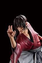 佐藤健演じる緋村剣心がフィギュアに 『るろうに剣心 最終章』新場面写真も