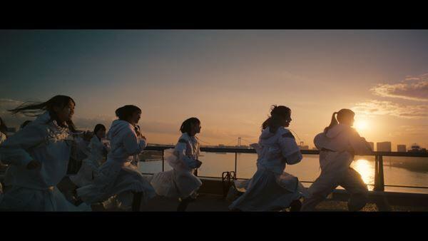 櫻坂46「Buddies」MV