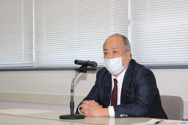 佐々木伸一副会長