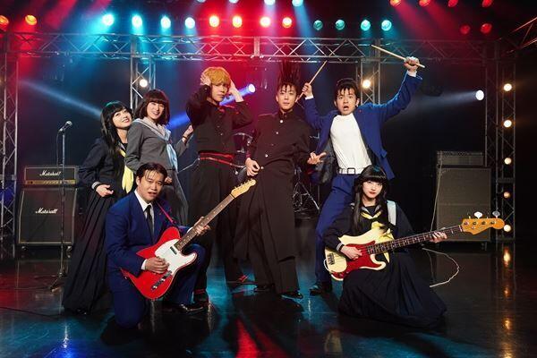 『今日から俺は!!劇場版』ツッパリHigh School Rock'n Roll(登校編)