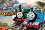 『きかんしゃトーマス』劇中曲シーン公開 最新作では蒸気機関車だけのチームを結成
