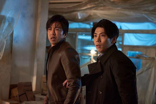 『AI崩壊』 (C)2019映画「AI崩壊」製作委員会