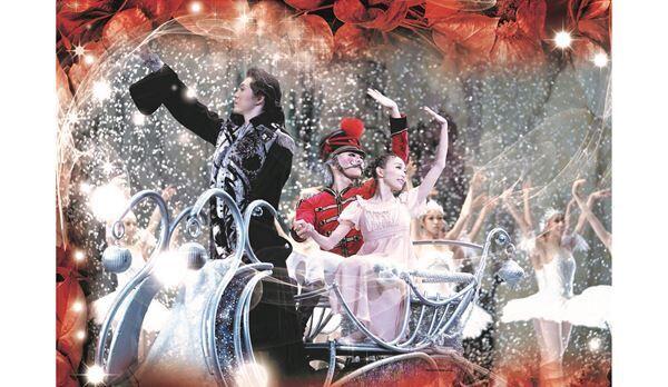 熊川哲也 Kバレエ カンパニー Winter Tour 2019 『くるみ割り人形』 (C)Hidemi Seto