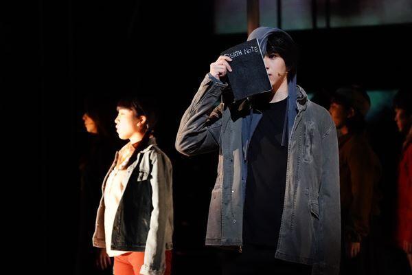 観客をねじ伏せる圧倒的ラストシーンは必見 『デスノート THE MUSICAL』ゲネプロレポ ート