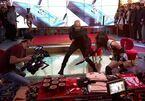 シェマー・ムーアが日本でのスタントに「キツい!」と本音 『S.W.A.T. シーズン3』 メイキング映像公開