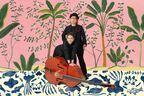 """上田ケンジとコイズミキョウコによる黒猫同盟、1stアルバムを""""招き猫の日""""にリリース"""