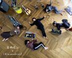 [Alexandros]×岩井俊二『夢であえても』ビジュアルとメイキング映像が公開、メンバーが架空のバンドを演じる