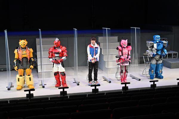 『機界戦隊ゼンカイジャー』主演は20歳の駒木根葵汰に!「全力全開で頑張ります!」