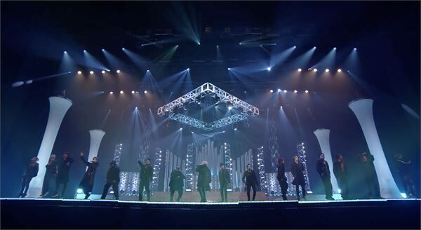 THE RAMPAGE from EXILE TRIBE「Fandango」(『RMPG PEEPS -LIVE WITH YOU 2020-』より)