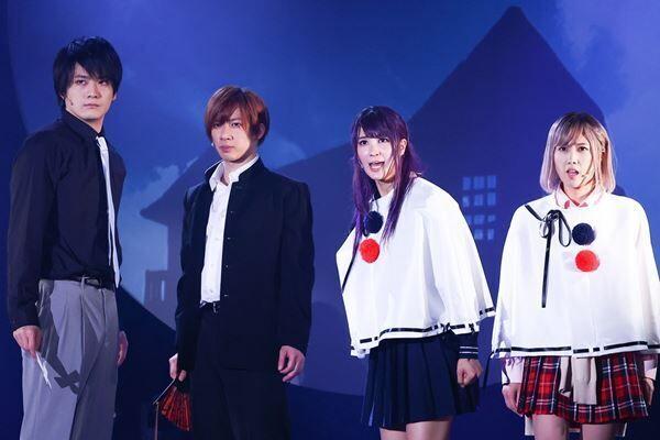 『あやかし緋扇』 (c)くまがい杏子/小学館(c)舞台「あやかし緋扇」製作委員会