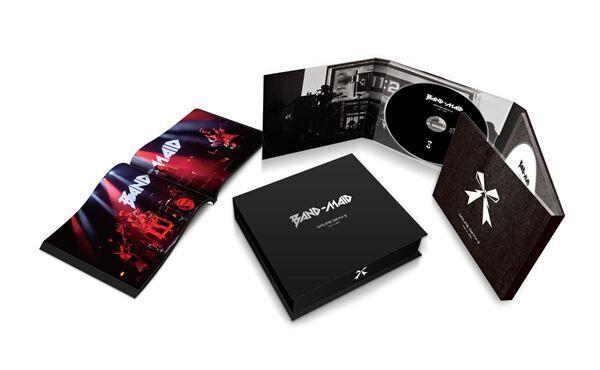BAND-MAID、映像作品『ONLINE OKYU-JI』SAIKIプロデュースジャケット&特典ライブCD収録曲公開