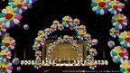 """ゆず、オンラインツアーDAY4で12年ぶり神奈川県民ホールに""""帰還"""" 村上隆氏の「お花」演出も再び"""