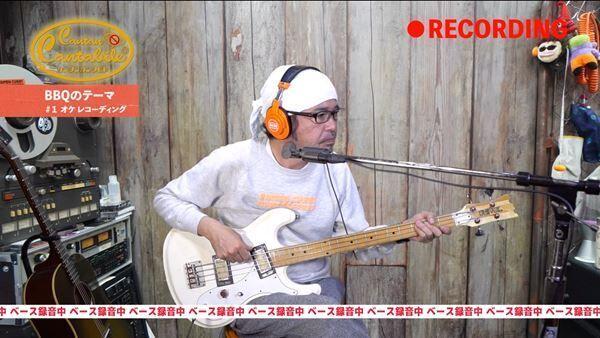奥田民生×山口智充『カンタンカンタビレ』で新曲「BBQのテーマ」配信リリースが決定、スペシャ番組で初披露も