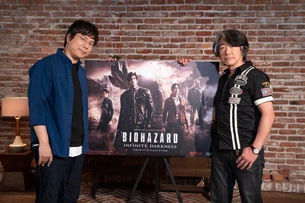 (写真左から)小林裕幸氏、羽住英一郎監督