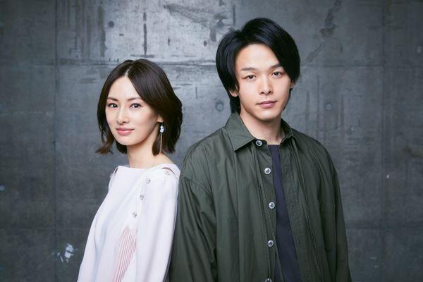 (左)北川景子 (右)中村倫也 撮影:奥田耕平