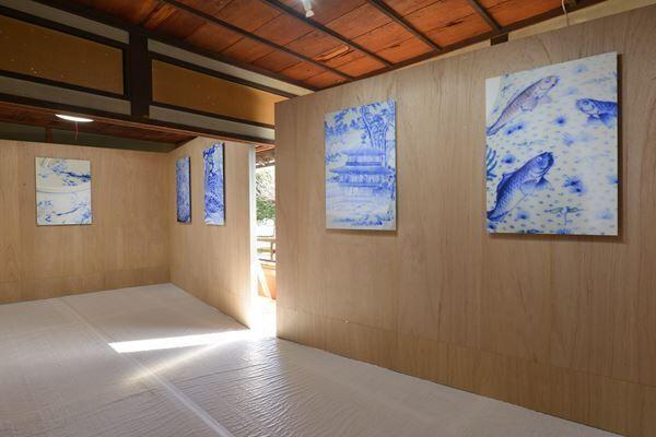 堀川沿いを舞台に、名古屋の歴史と文化にスポットを当てるアートイベント 「ストリーミング・ヘリテージ|台地と海のあいだ」が開催中