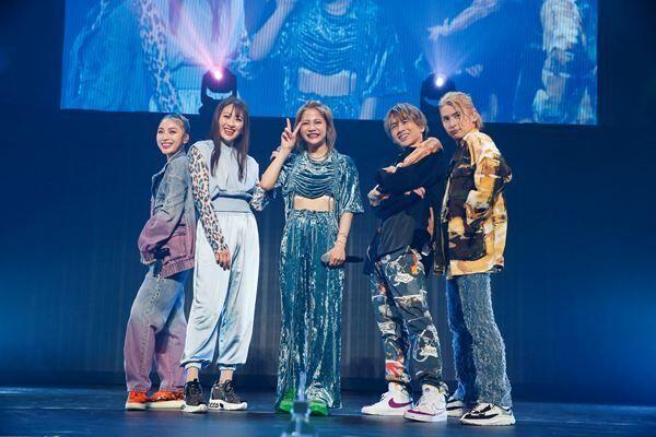 『lol-エルオーエル-5th ANNIVERSARY LIVE 2020』 撮影:上飯坂一