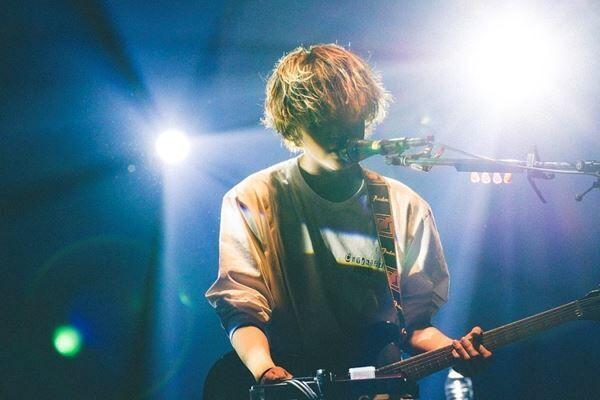 秋山黄色『一鬼一遊TOUR Lv.2』2021年3月6日Zepp Nagoya 撮影:鈴木友莉