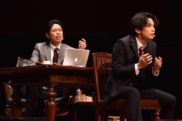 ミュージカル『INTERVIEW』開幕 EXILE松本利夫「本当に苦労しています」