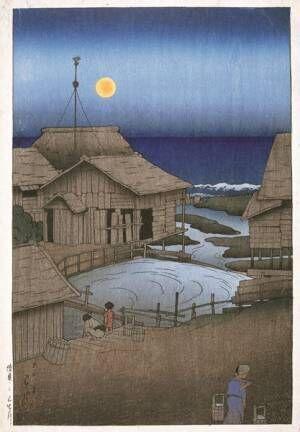 旅情詩人と呼ばれた「新版画」の巨匠・川瀬巴水の回顧展、10月にSOMPO美術館で開催
