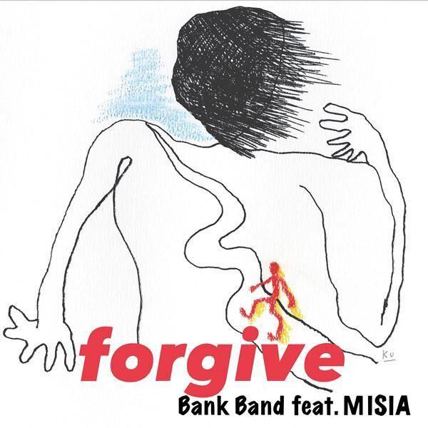 Bank Band feat.MISIA「forgive」ジャケット画像