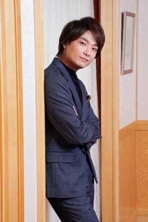 井上芳雄×小池栄子インタビュー こまつ座『日本人のへそ』上演にむけて