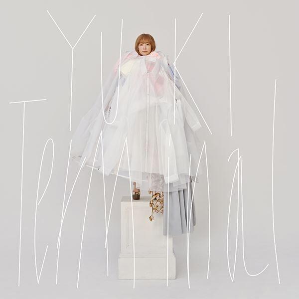YUKIがアートピースに、4月発売アルバム『Terminal』ジャケット公開 収録13曲タイトルも明らかに