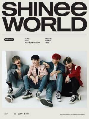 「Beyond LIVE - SHINee : SHINee WORLD」