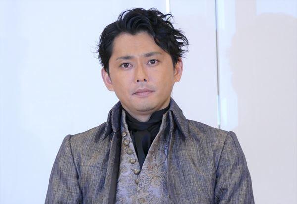ミュージカル『ゴヤ-GOYA-』製作発表記者会見より、フランシスコ・デ・ゴヤ演じる今井翼
