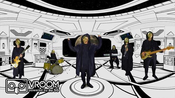 くるり×宇宙兄弟 「⼤阪万博」VR 映像公開
