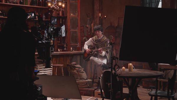 山崎まさよし、ロマサガ新CMで「One more time, One more chance」弾き語り披露 映像とインタビューが公開