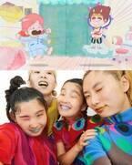 CHAI「失敗も笑える勇気が湧いてくるよ~!!」 『おしえて北斎!-THE ANIMATION-』OP映像公開