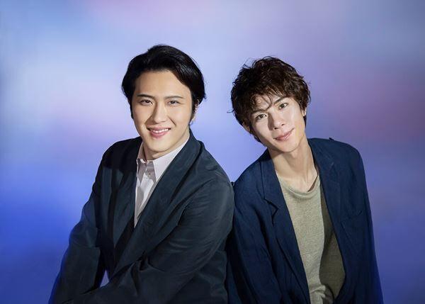 尾上松也×柿澤勇人、舞台で勝手知ったふたりが映画初共演を語る
