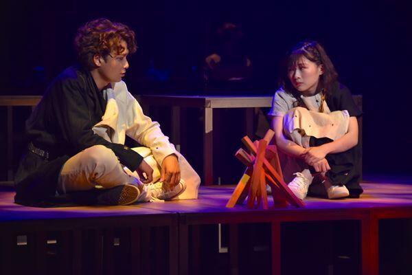 井上芳雄「僕の王子役の集大成」 主演の新作舞台『首切り王子と愚かな女』が開幕