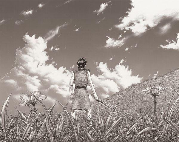 展覧会「キングダム展 −信−」東京会場・福岡会場の会期が決定!  原泰久描きおろしキービジュアルを公開