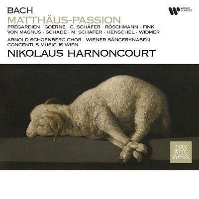 『Bach: St Matthew Passion (2000 Recording) / バッハ:マタイ受難曲(2000年録音)』