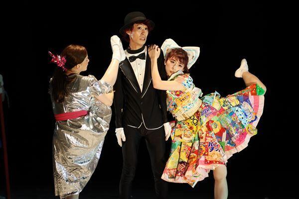CHAiroiPLIN『三文オペラ』 撮影:HARU