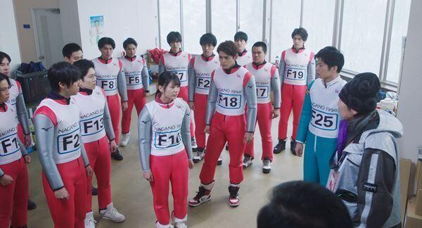 『ヒノマルソウル~舞台裏の英雄たち~』 (c)2021映画「ヒノマルソウル」製作委員会