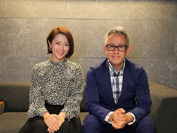 (左から)大和田美帆、宮本亞門